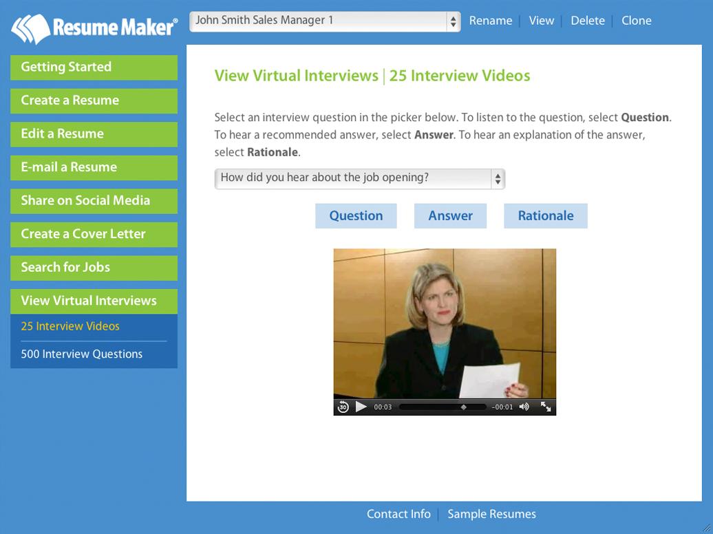 resume maker 174 for windows в steam