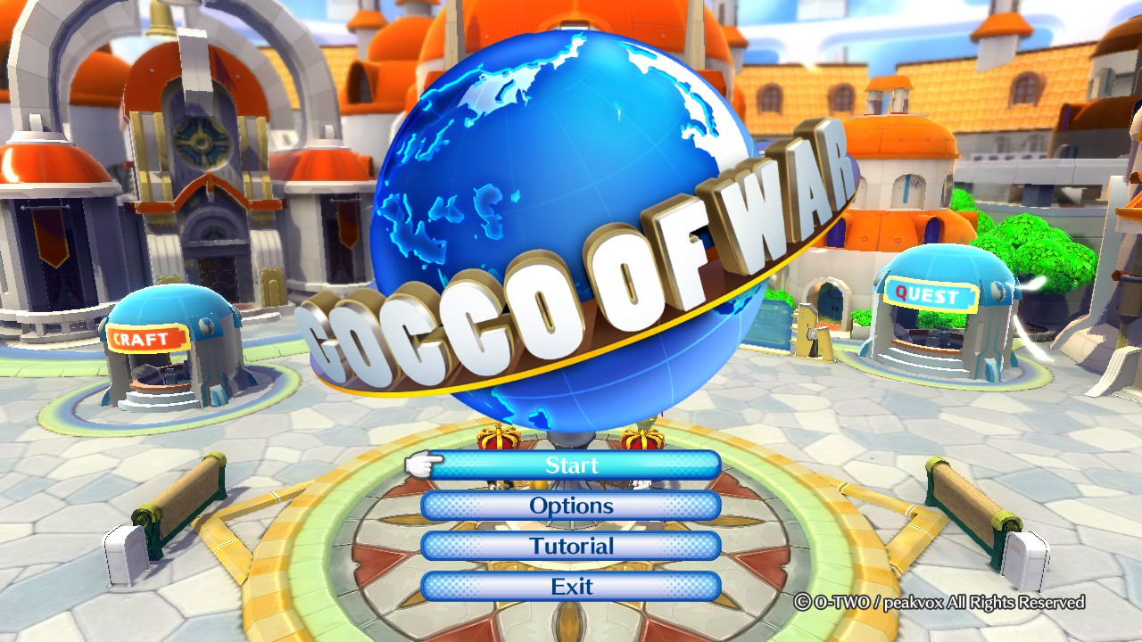 GOCCO OF WAR: Theme Song screenshot