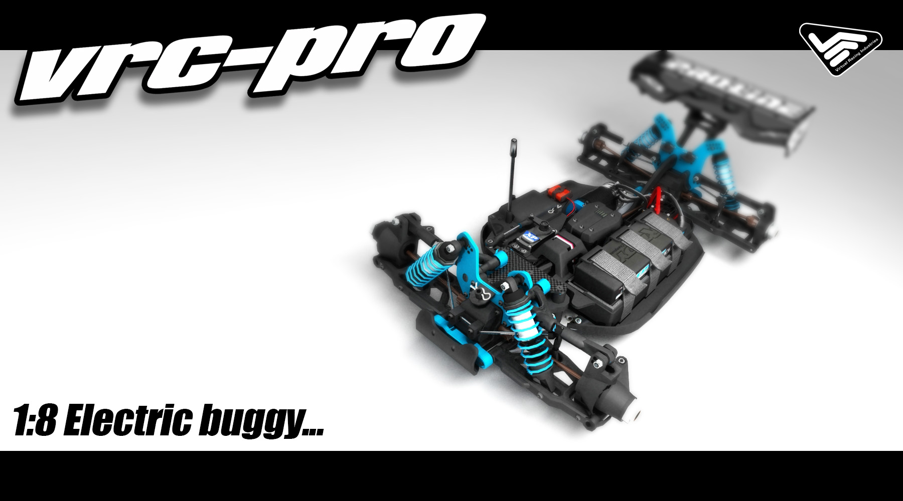 VRC PRO Electric 1:8 Buggy screenshot