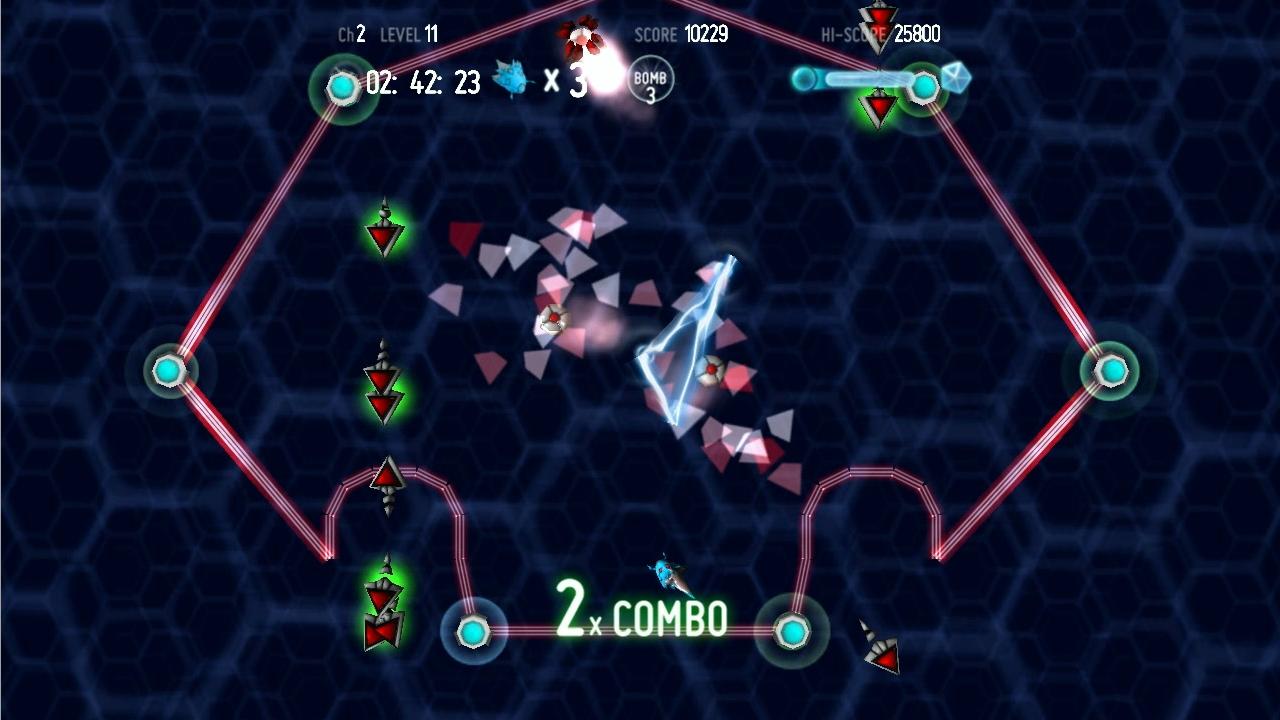Trino screenshot