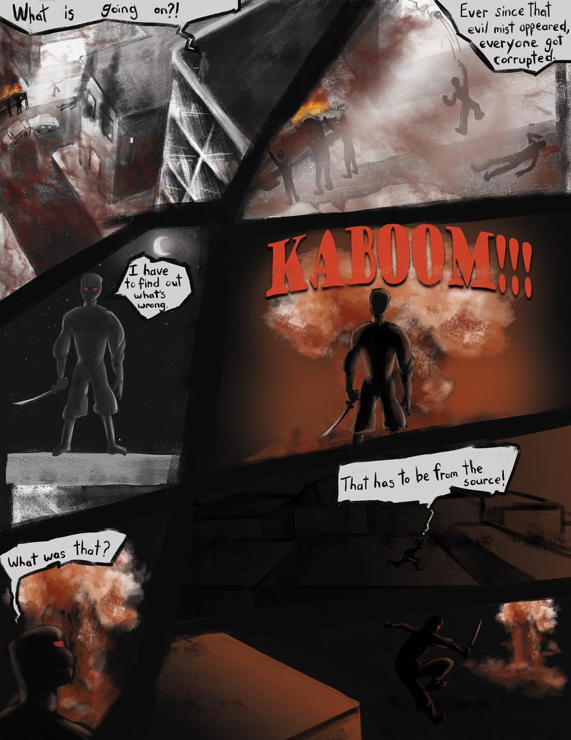 Shadow Ninja: Endless Runner screenshot