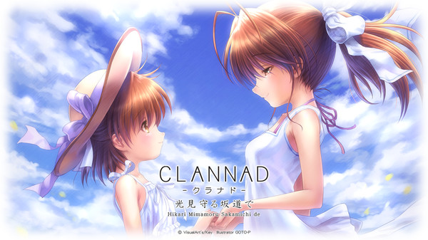 CLANNAD Side Stories Free Download Full Version