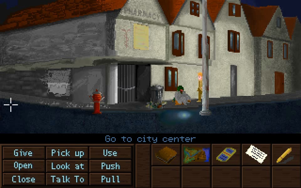 Chronicle of Innsmouth screenshot