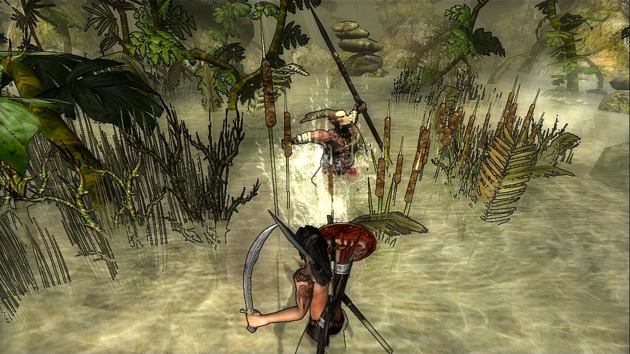 KRUM - Edge Of Darkness screenshot