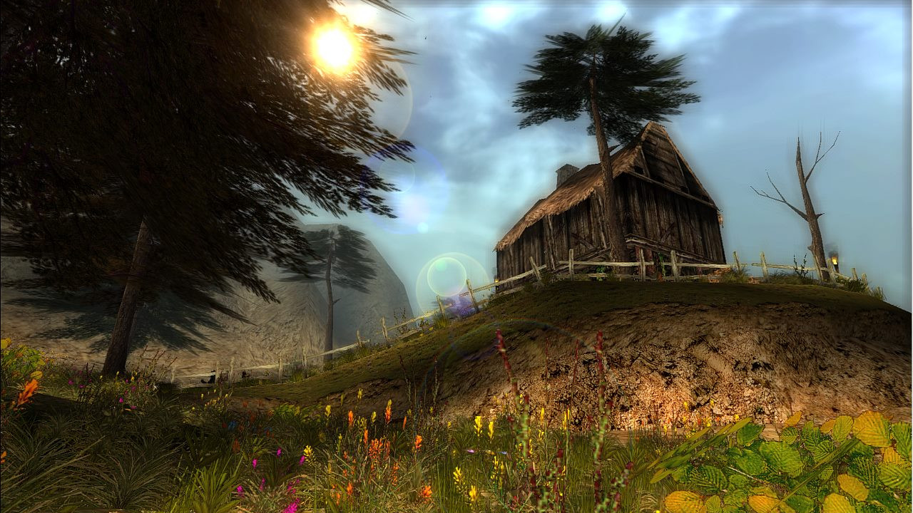 KRUM - Edge Of Darkness screenshot