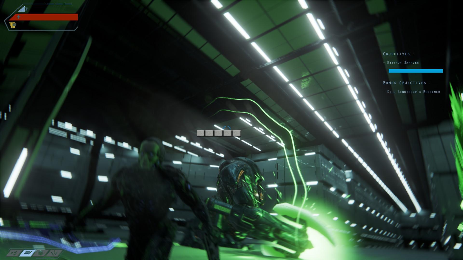 The Admin screenshot