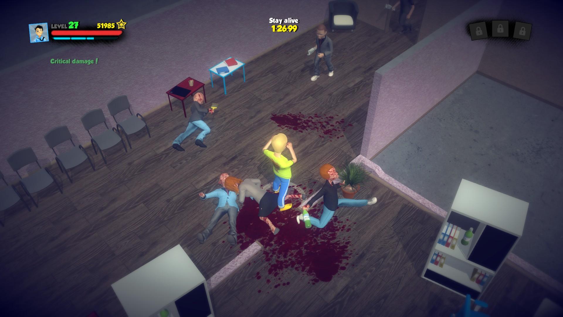 Office Battle - Brutal Mode screenshot