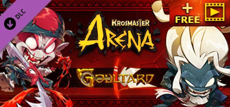 Krosmaster - Goultard Pack