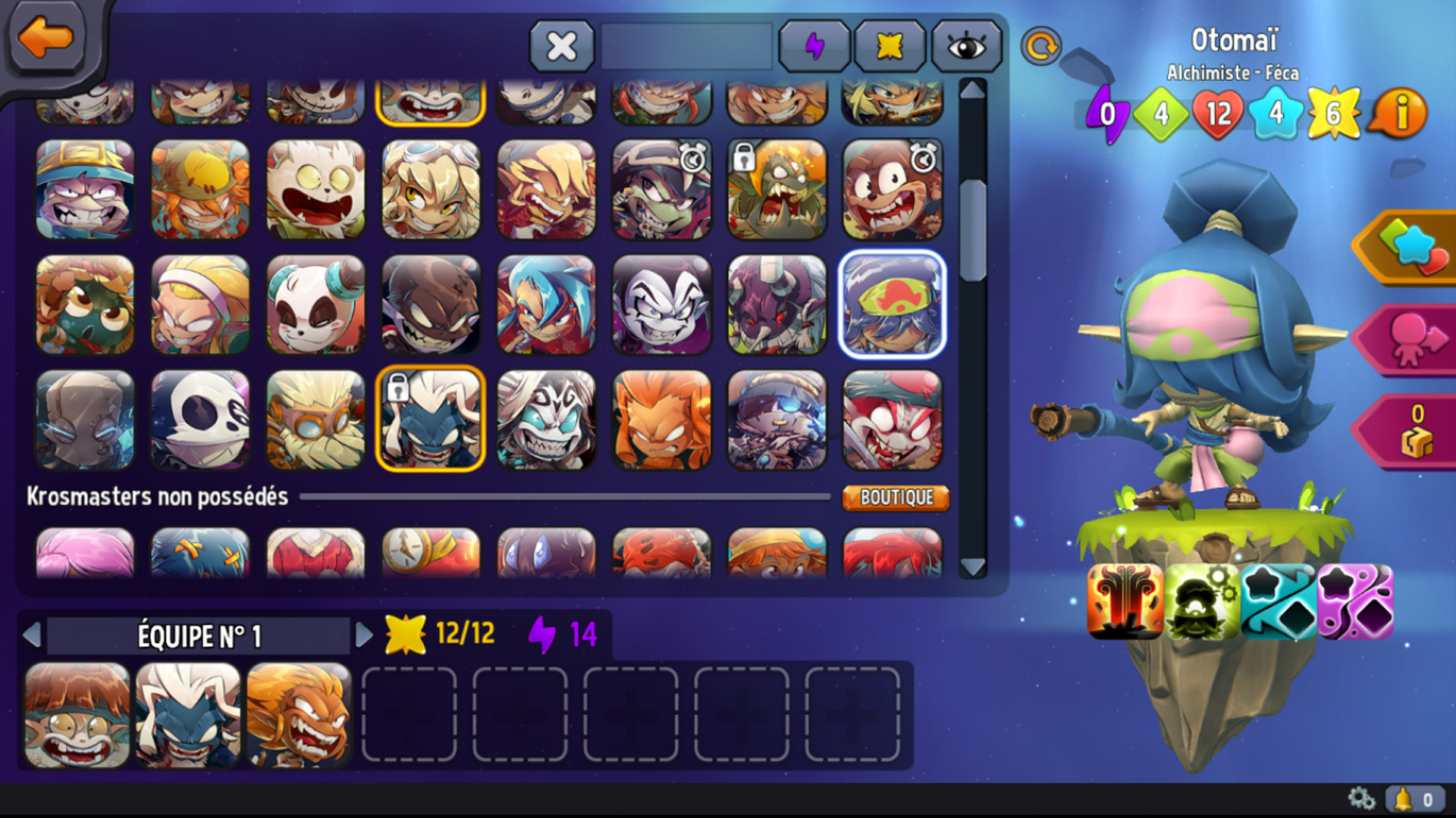 Krosmaster - Ogrest Pack screenshot