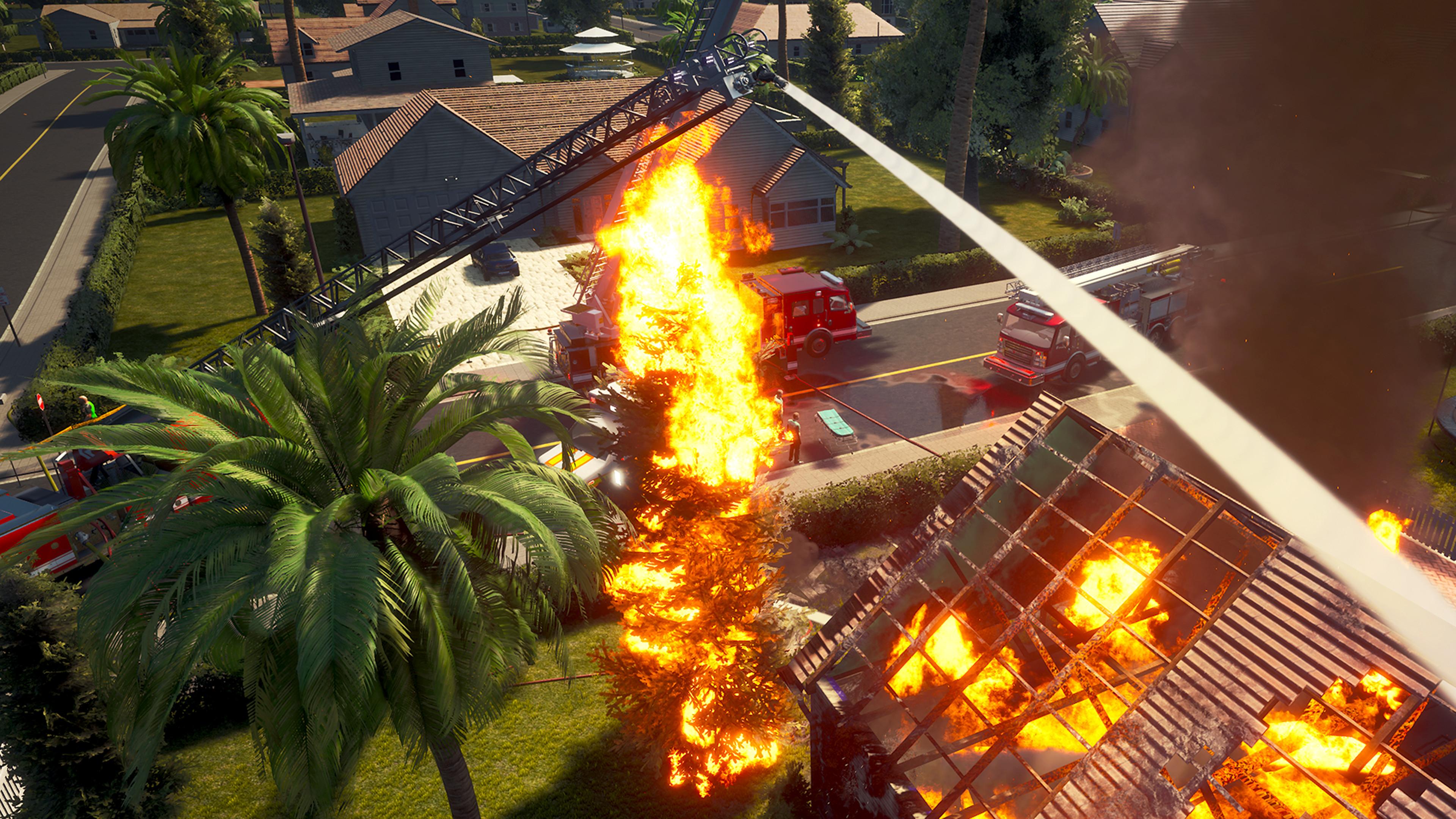 Firefighting Simulator - The Squad screenshot