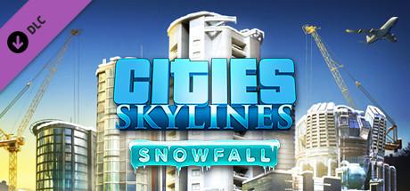 Cities: Skylines - Snowfall: