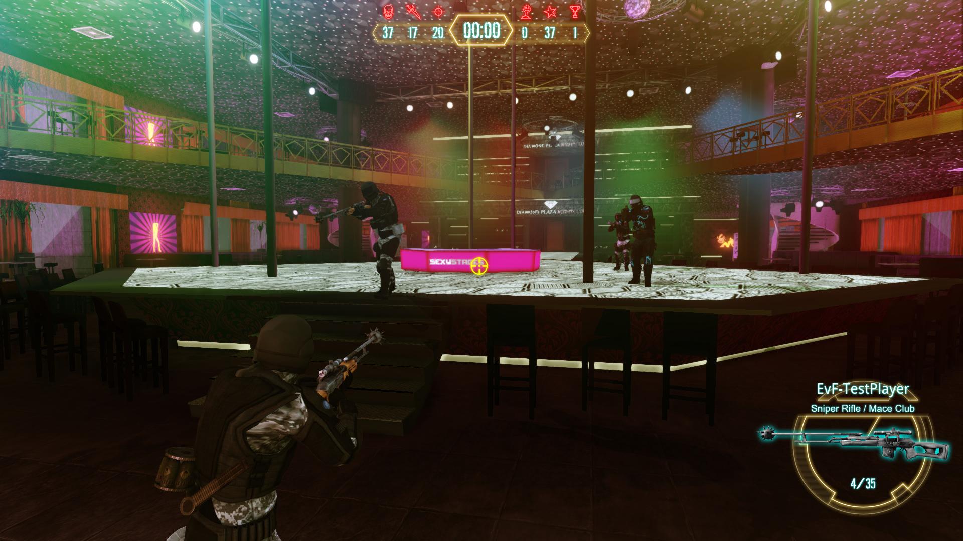 Elite vs. Freedom screenshot