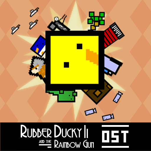 Rubber Ducky and the Rainbow Gun OST screenshot