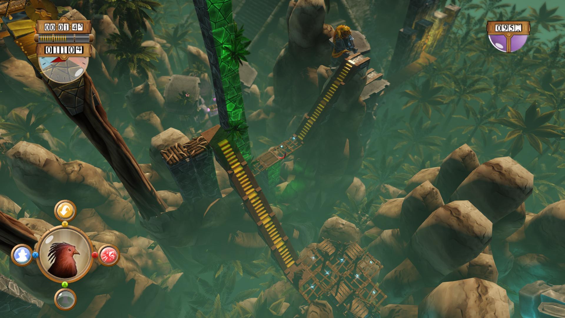 Hamilton's Great Adventure - Retro Fever DLC screenshot