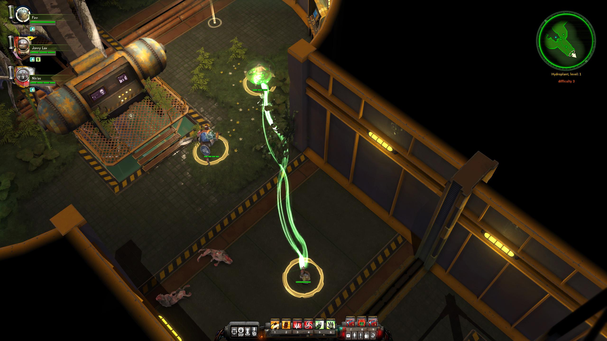 Krater screenshot