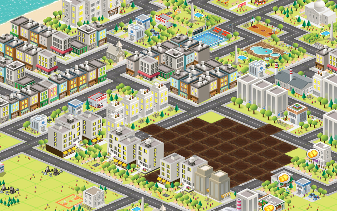 City Play screenshot