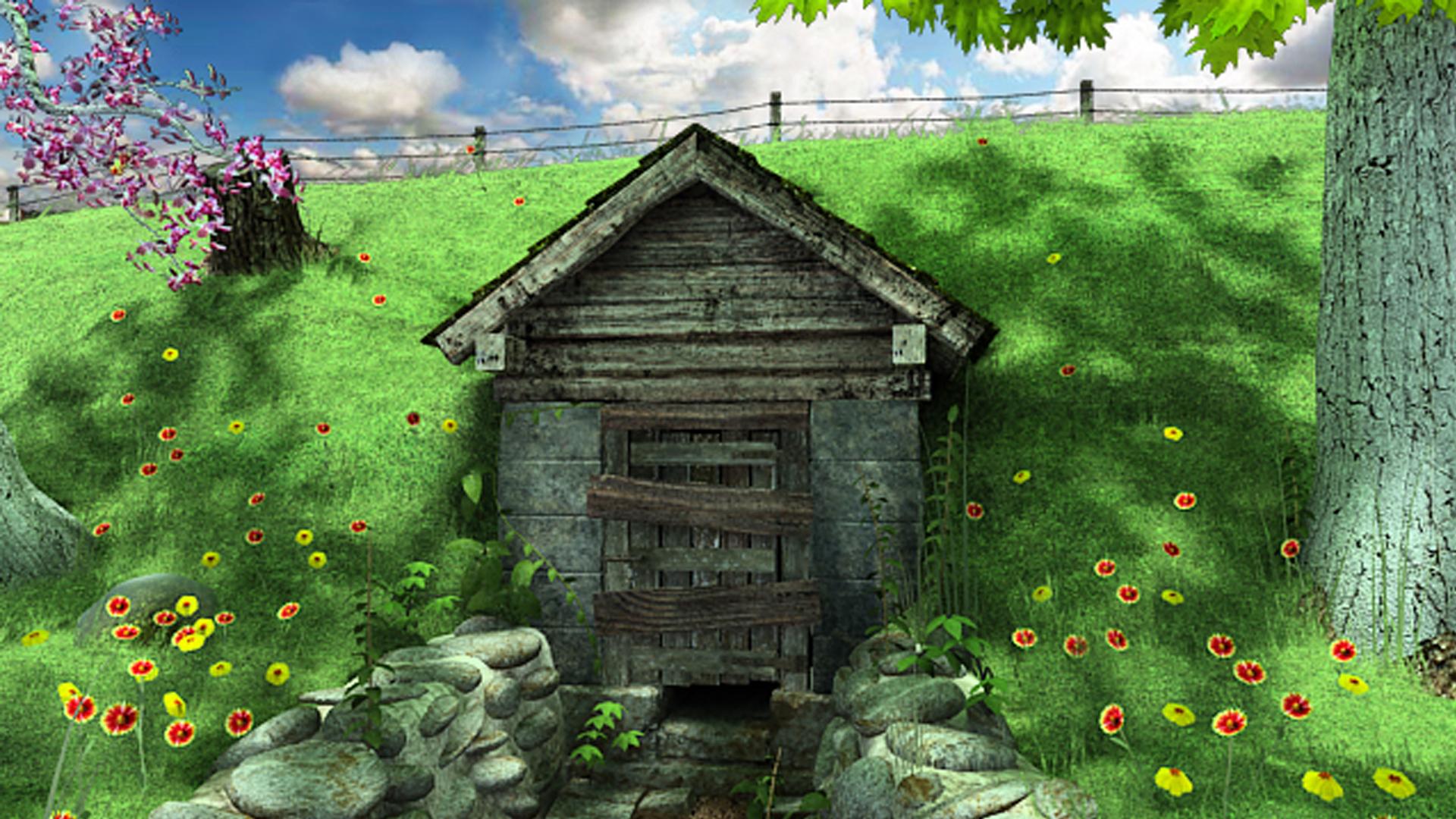 Nancy Drew: Trail of the Twister screenshot