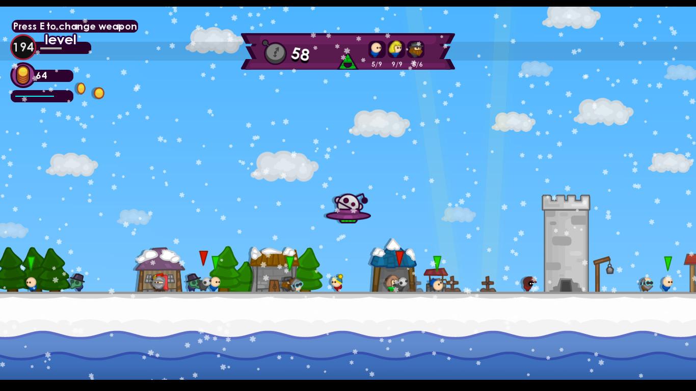 Super Duper Flying Genocide 2017 screenshot