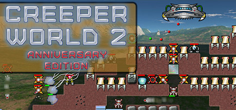 Creeper world 2 anniversary edition steamsale voltagebd Image collections