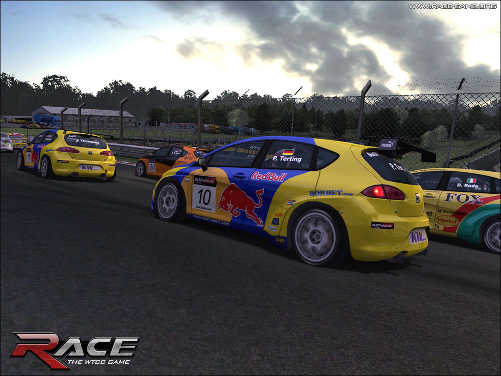 RACE - The WTCC Game screenshot