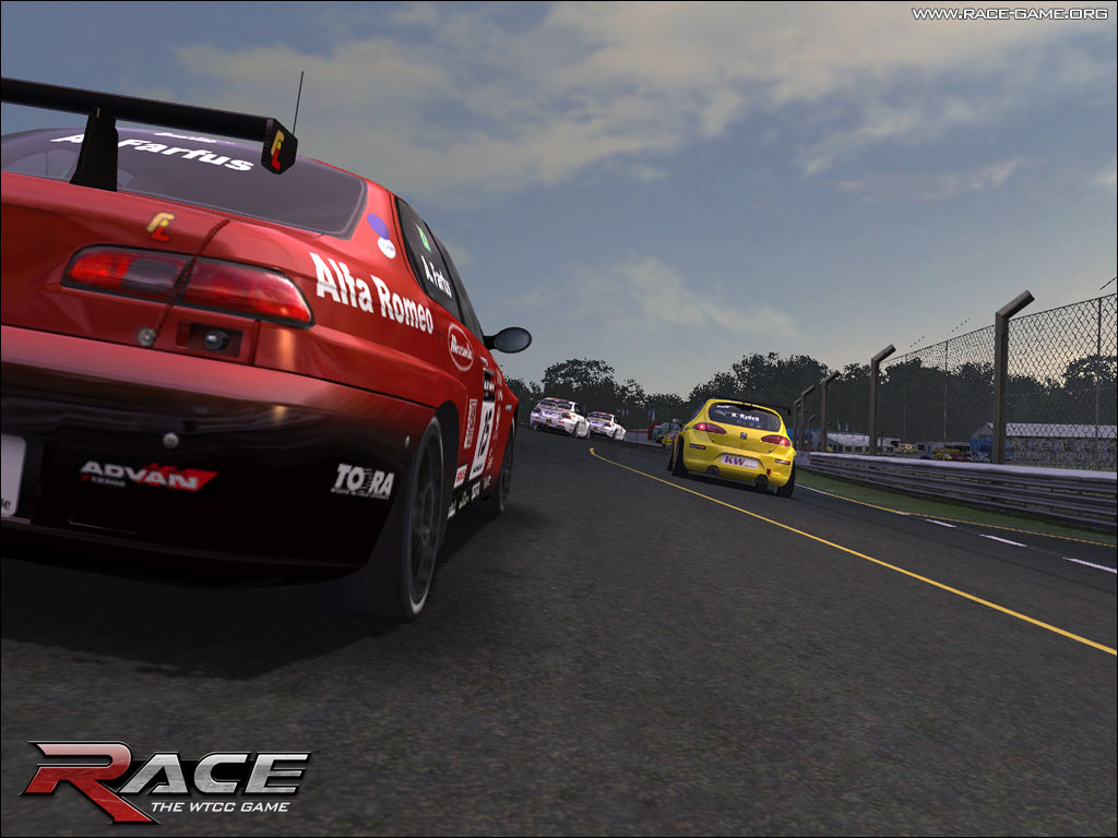 RACE - The WTCC Game screenshot