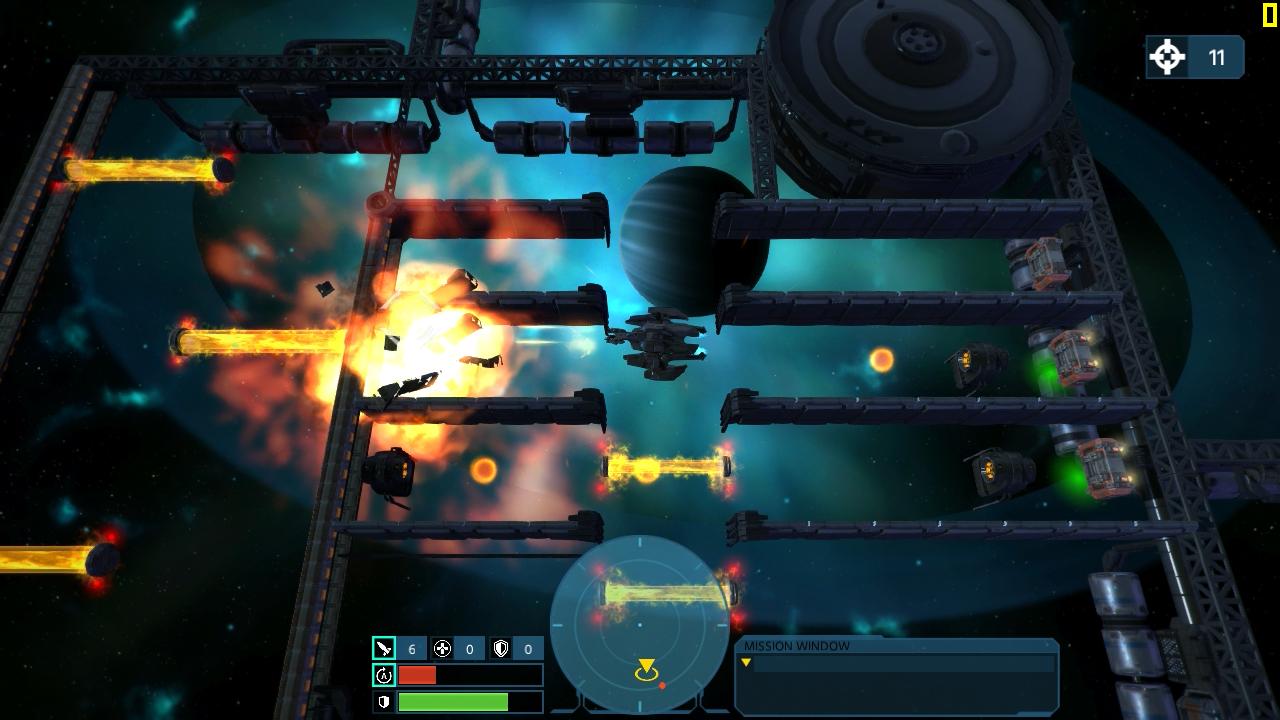 A.I. Space Corps screenshot