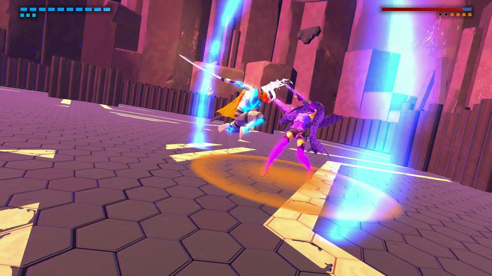 Furi screenshot