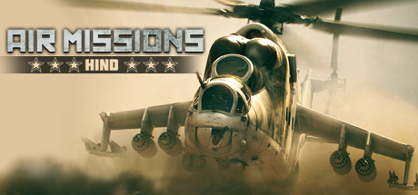 Allgamedeals.com - Air Missions: HIND - STEAM