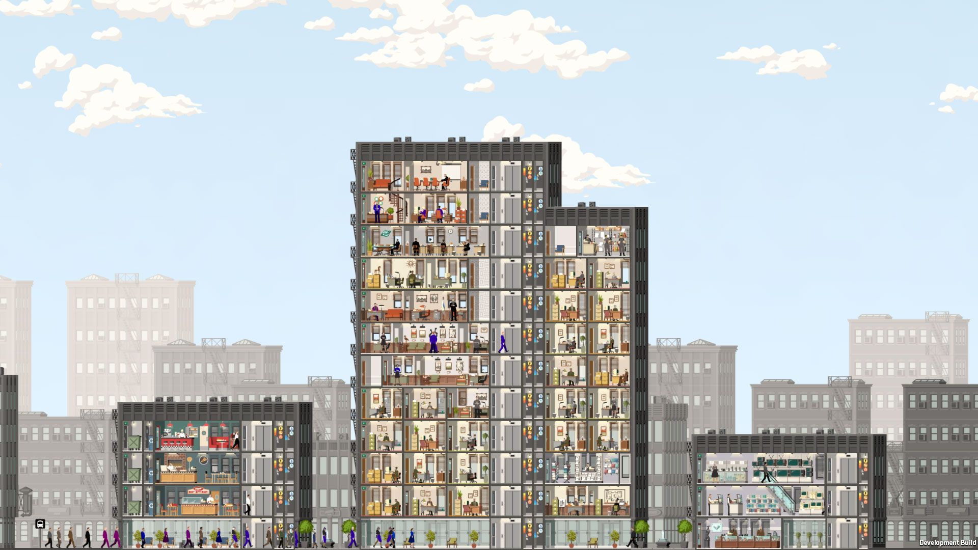 Project Highrise screenshot 1