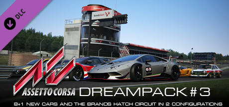 Assetto Corsa Update v1.4 Incl Dream Pack 3 DLC [ENG/MULTi5] BAT
