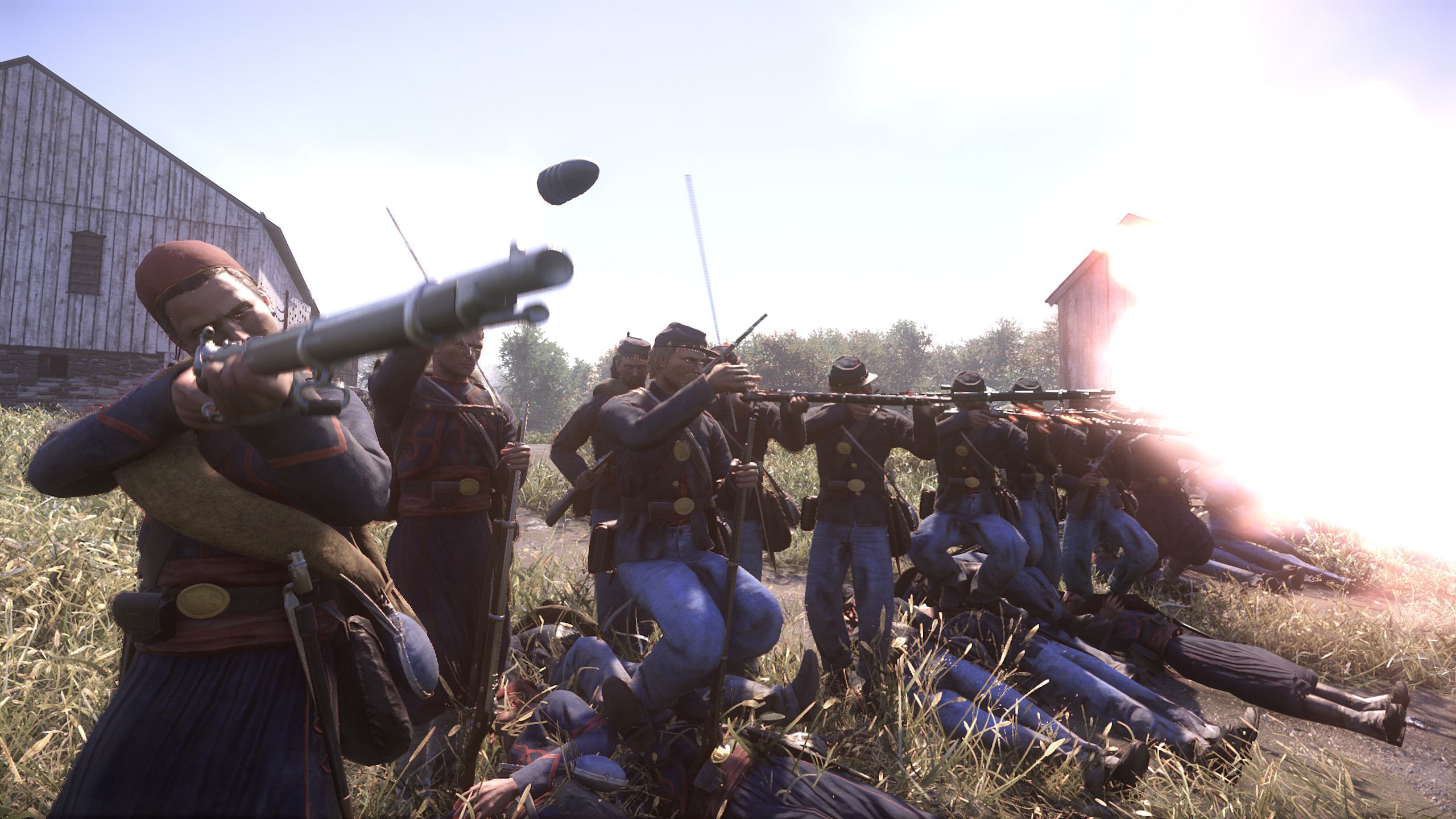 War of Rights screenshot