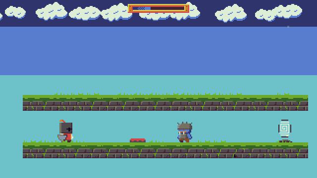 Peasant Knight screenshot