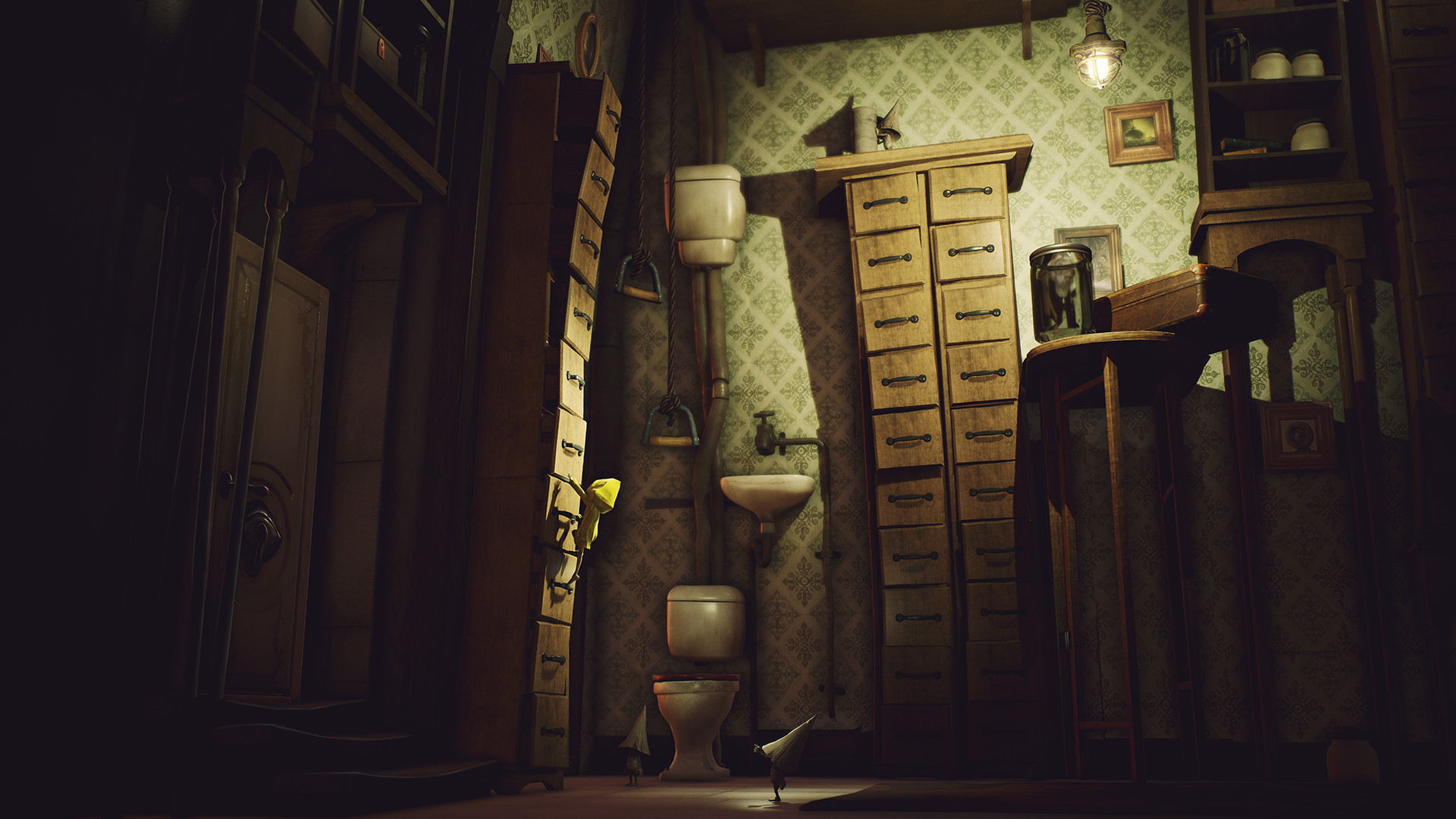 Little Nightmares - Secrets of The Maw Chapter 1-2 [RePack] [2017|Rus|Eng]