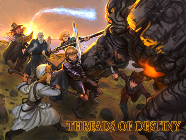 Threads of Destiny screenshot