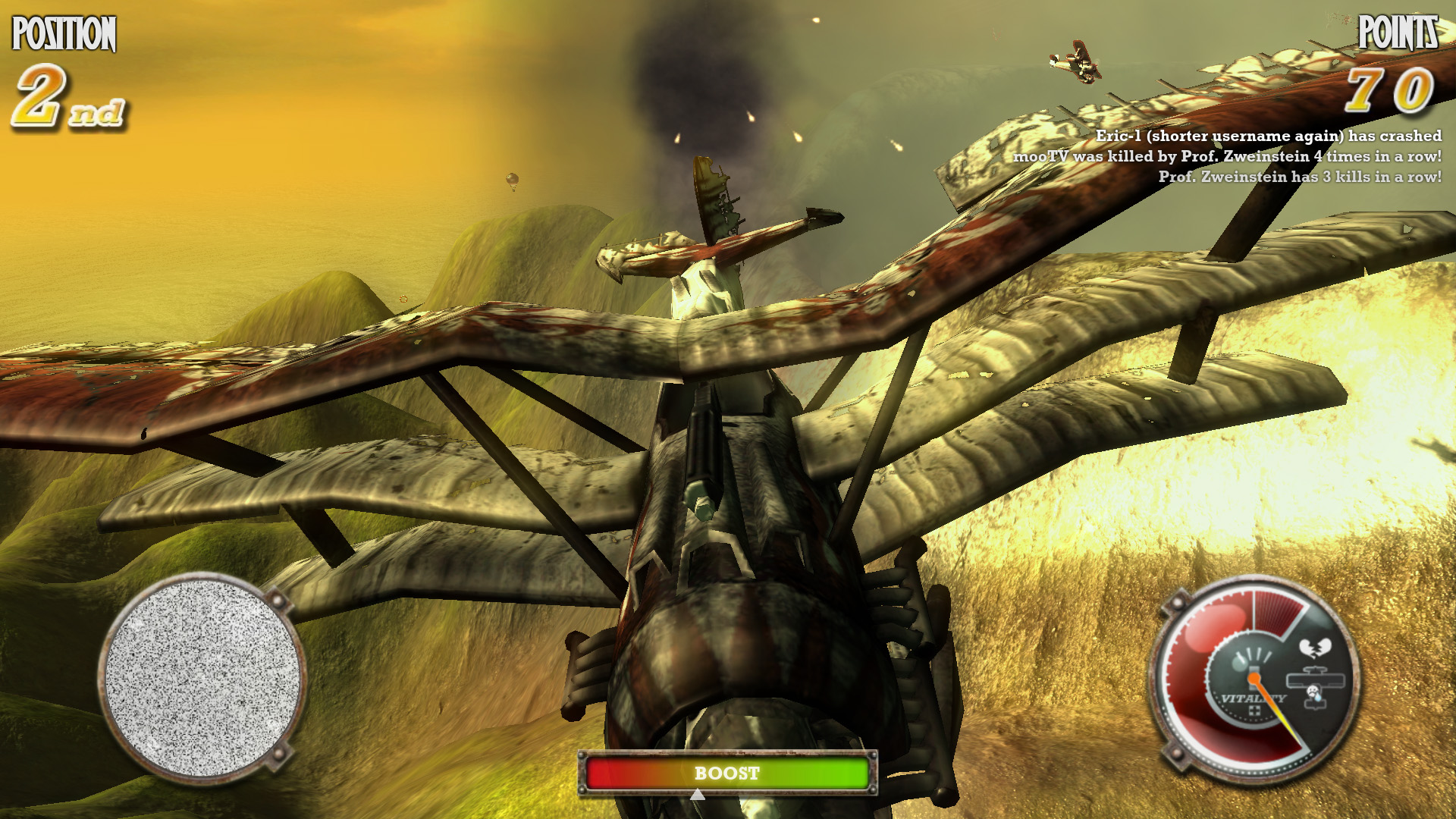 DogFighter screenshot