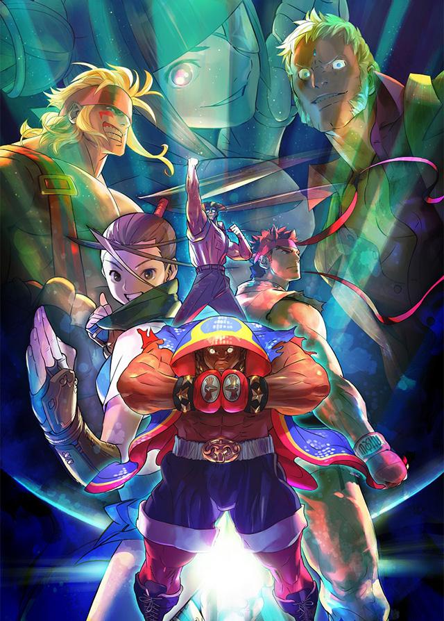 Street Fighter V - Season 1 Character Pass screenshot