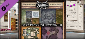 Fantasy Grounds - AAW Map Pack Vol 3