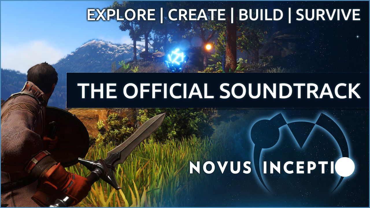 Novus Inceptio - The Official Soundtrack screenshot