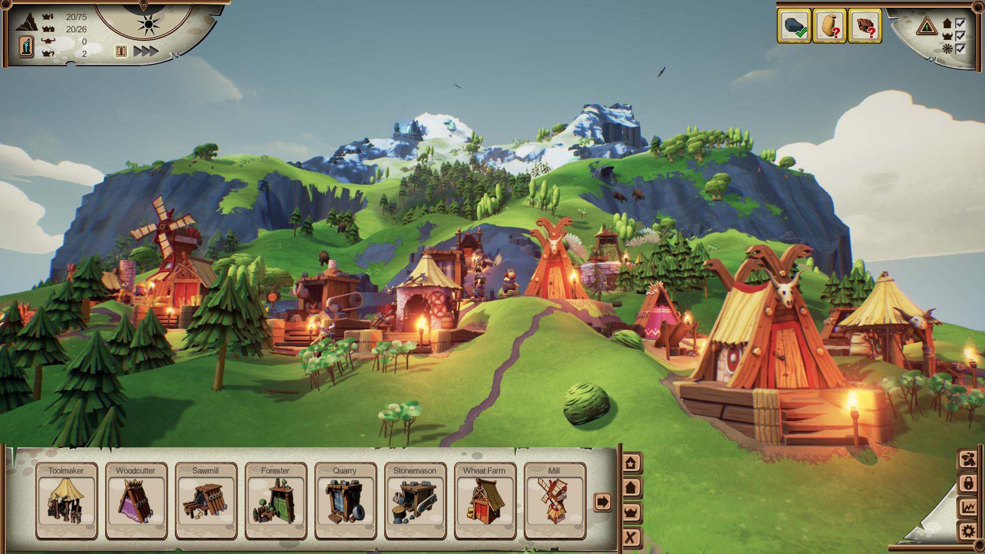 Valhalla Hills: Two-Horned Helmet Edition Upgrade screenshot