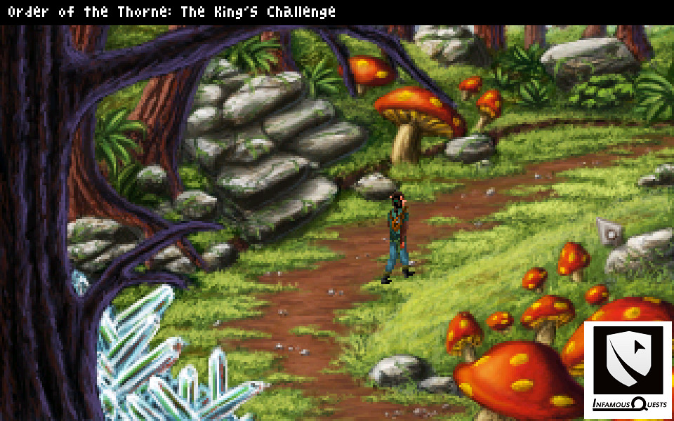 The Order of the Thorne: The King's Challenge screenshot 3