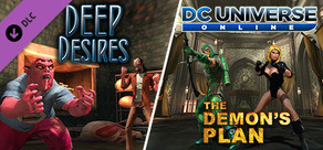 DC Universe Online™ - Episode 19 : Deep Desires / The Demon's Plan