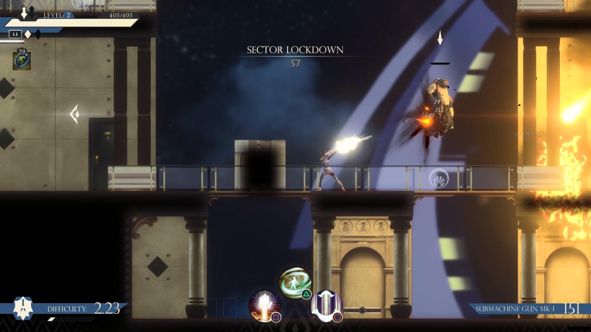 Seraph Screenshot 1