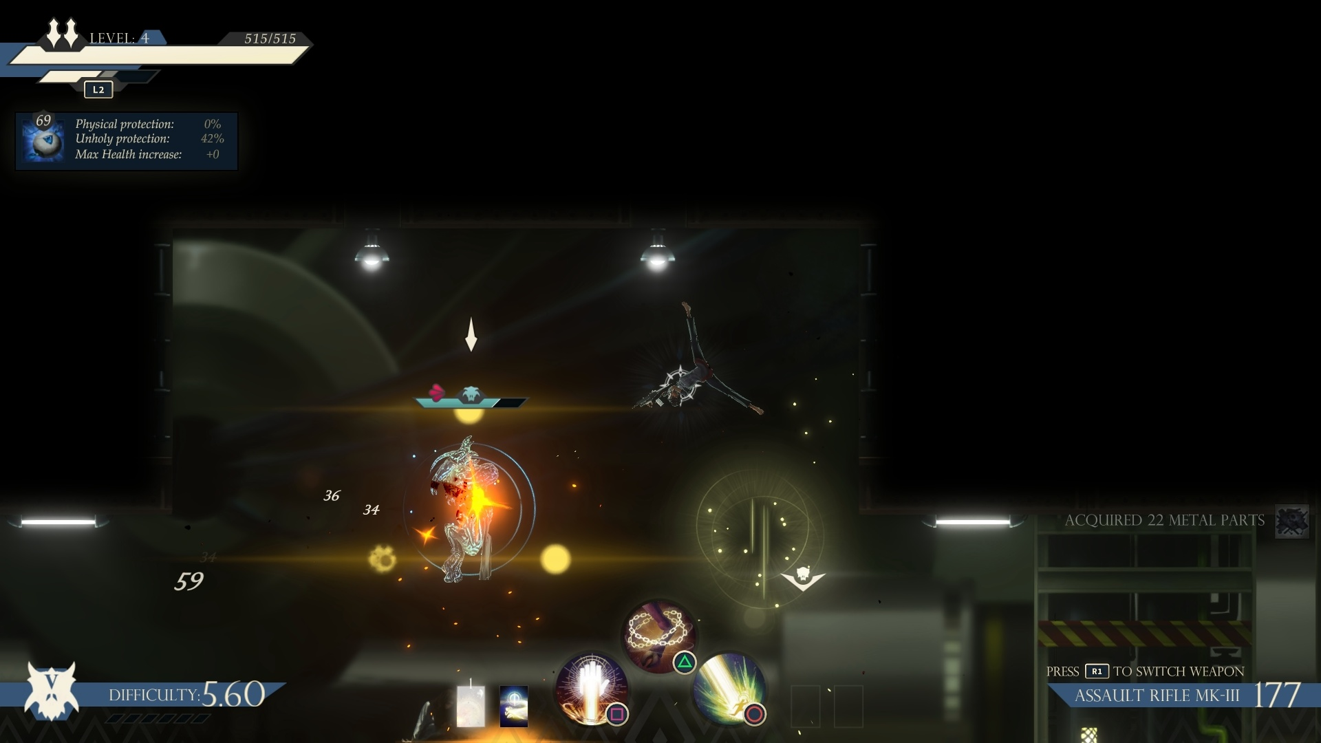 Seraph Screenshot 3