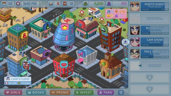 HunieCam Studio PC Game