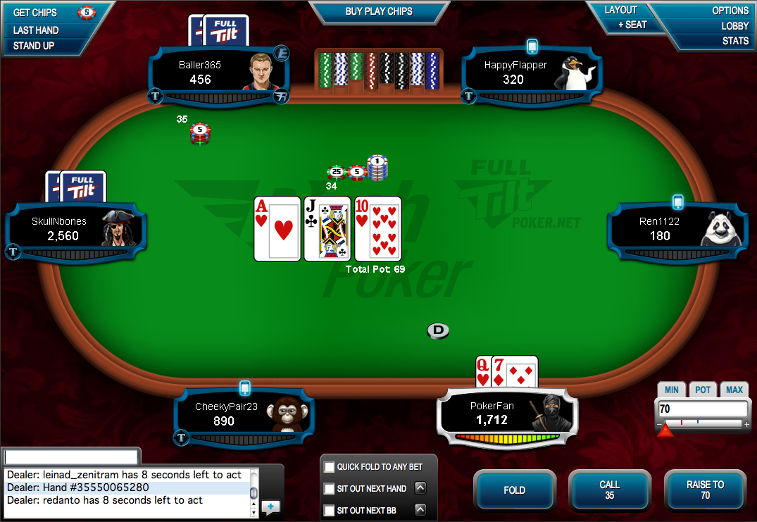 Poker game software download