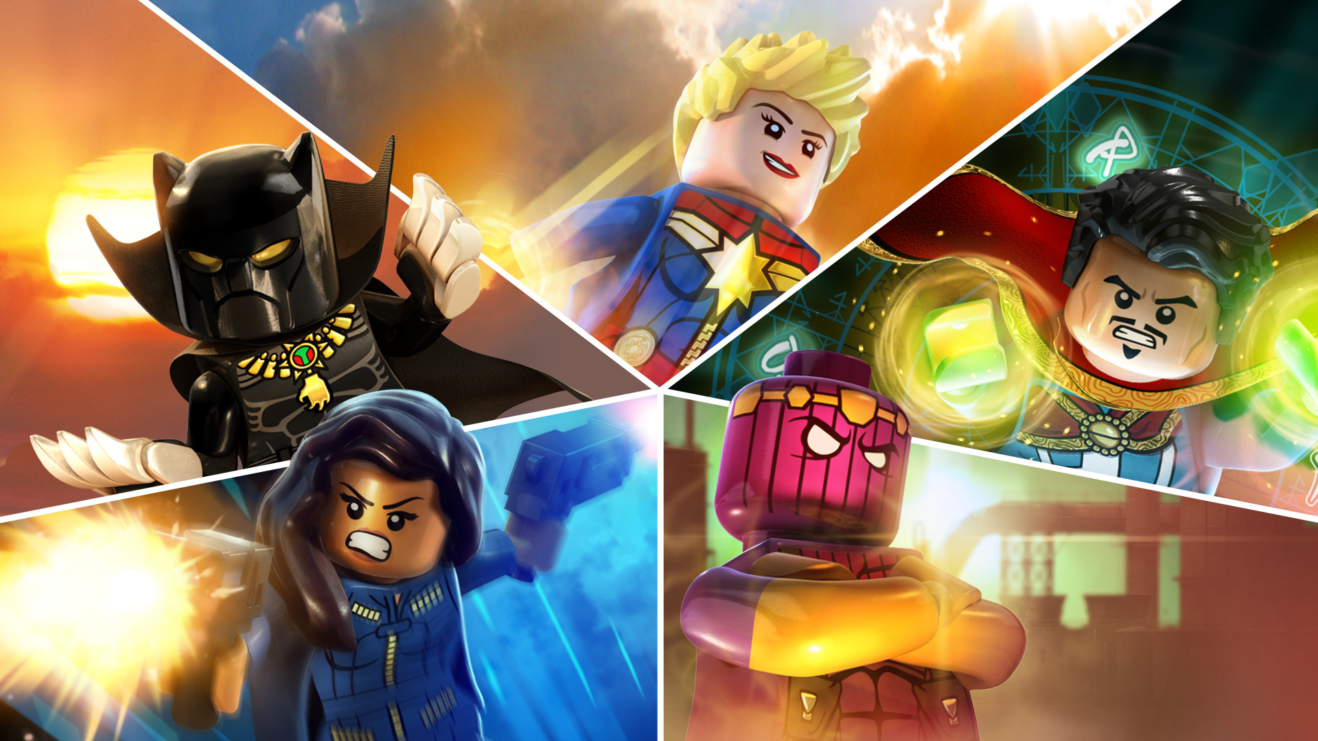 LEGO MARVEL's Avengers Season Pass screenshot