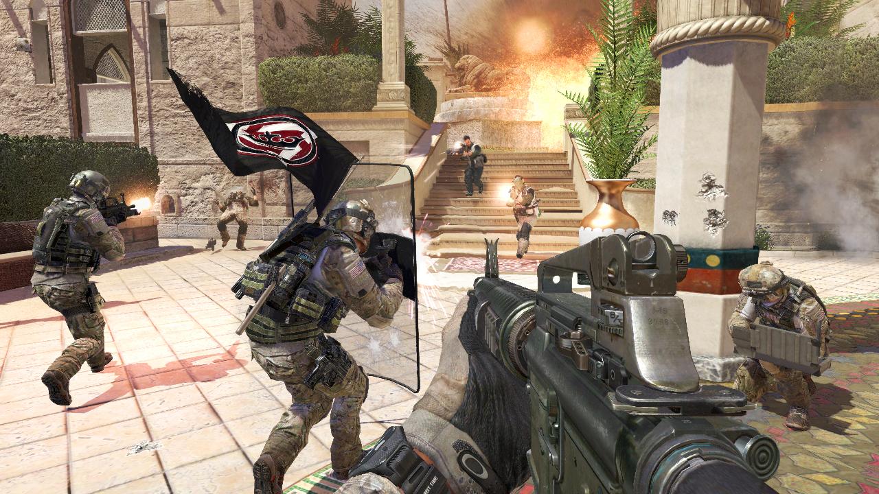 Call of Duty: Modern Warfare 3 Collection 2 screenshot