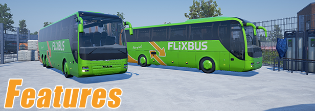 fernbus simulator windows game mod db. Black Bedroom Furniture Sets. Home Design Ideas