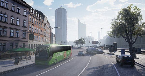 Fernbus Simulator screenshot