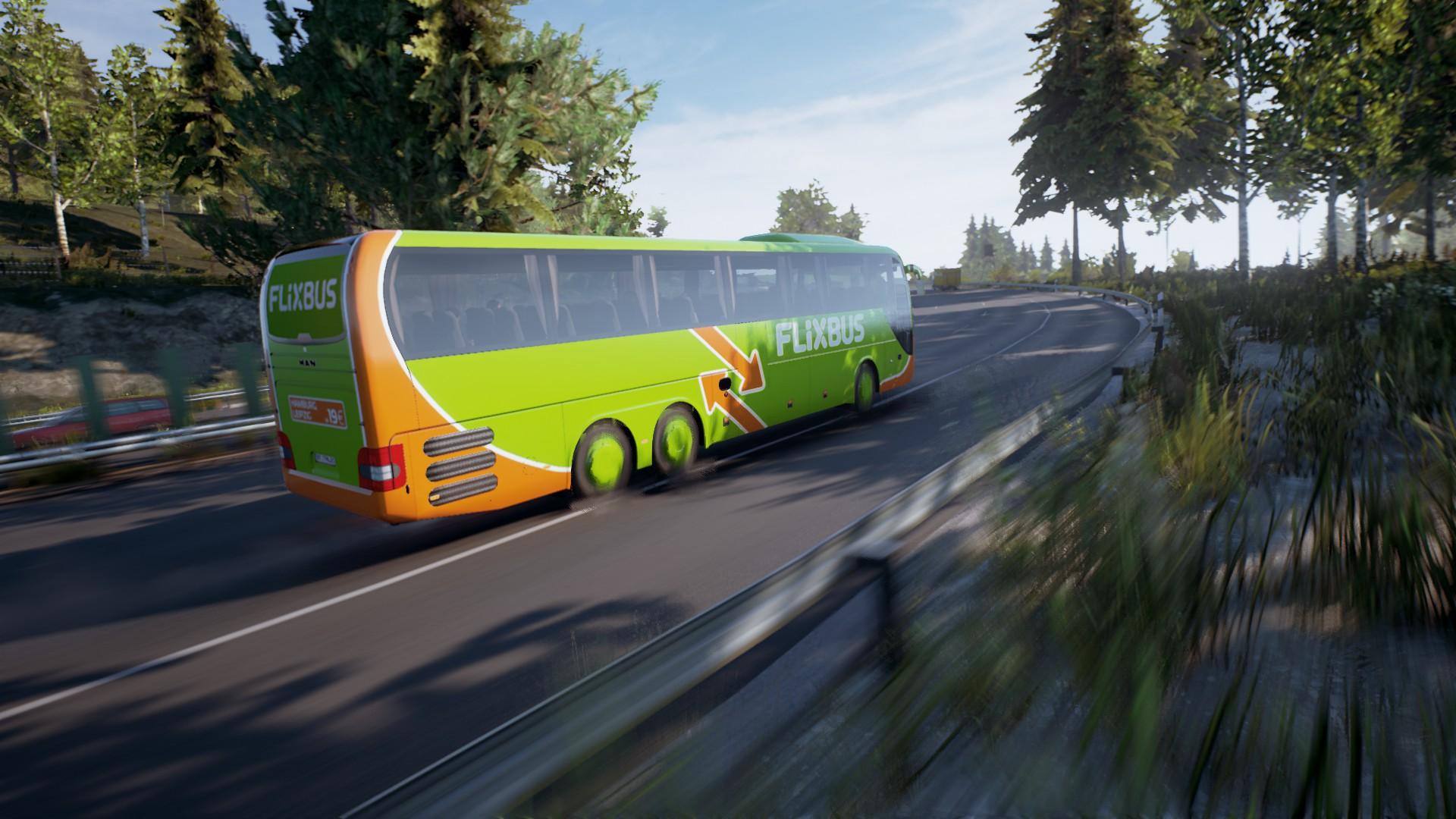 Fernbus Simulator screenshot